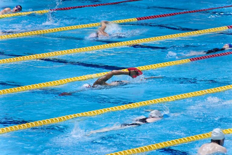 LOA Live på SportsFair: Det handler om svømmebade